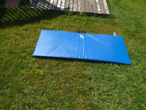 GYM or HOME EXERCISE MAT