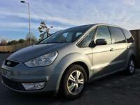 FORD GALAXY 2.0 ZETEC 5DOOR (2008 58 REG) PETROL 7 SEATER PCO