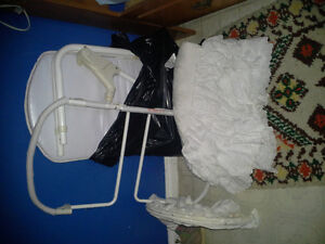 Several baby items.