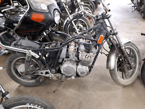 1983 Yamaha XJ750 Parts bike