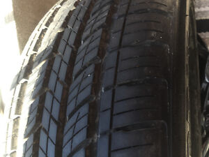 ONE TIRE 225/60/16R