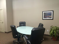 ONE EXECUTIVE OFFICE FOR LEASE IN DOWNTOWN MONCTON