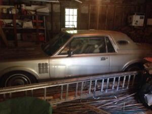1980 Lincoln Mark VI *Perfect Interior* 3000 OBO