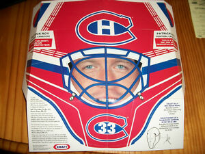 1994-95 Kraft Goalie Masks including Patrick Roy West Island Greater Montréal image 1