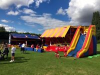 Soft play bouncy castle birthday party wedding