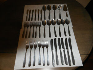 HENCKELS STAINLESS STEEL CUTLERY