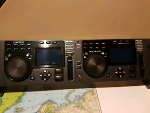 Cortex 4 usb media player dj system