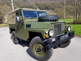 Land Rover Series 3 Lightweight (air portable) 1/2 Tonne, A1 Condition