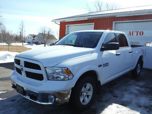 2015 Dodge Ram Outdoorsman Crew-Cab 4x4
