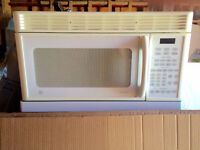 GE Wall Mount Microwave