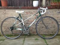 Keith Townsend Vintage Retro Road Bike 20 Inch Frame 10 Speed Excellent Condition
