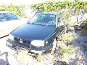 1999 VW Golf for PARTS