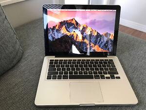 "MacBook Pro Mid 2010 13"" [16 GB RAM]"