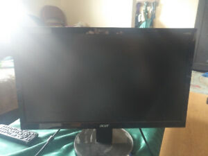 """Acer 19.5"""" Monitor"""