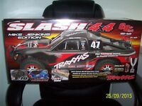 Traxxas Slash 4x4  100kph