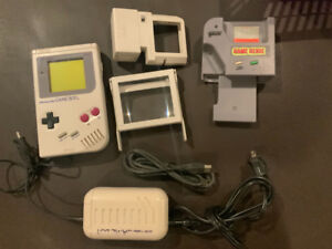 Original Nintendo Gameboy, Accessories  And 20 Games