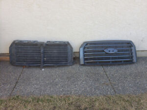 Grille and shutters from 2016 F150 Sport
