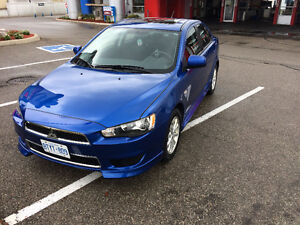 2012 Mitsubishi Lancer ES Sedan Stratford Kitchener Area image 4
