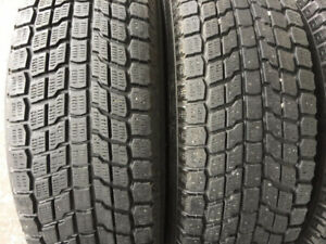 2 Yokohama Geolandar I-T G072 Winter Tires 215 70 16