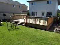 4-way contracting Ltd  Deck Installer