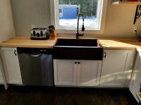 Custom made kitchens and more