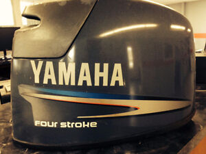 OUTBOARD COWLINGS - YAMAHA AND MERCURY - NEW and USED Peterborough Peterborough Area image 10