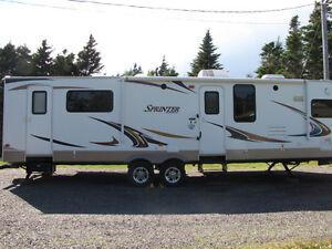 2011 34 feet Sprinter Camper FOR SALE!!!!