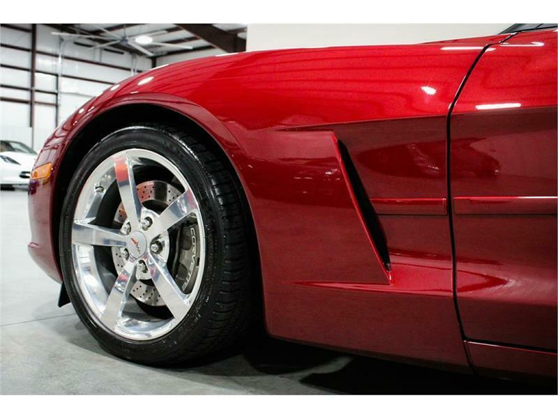 Image 10 Coche Americano usado Chevrolet Corvette 2008