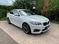 2014 BMW 2 Series 220D M SPORT Coupe Diesel Manual