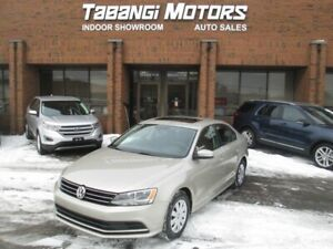 2015 Volkswagen Jetta SUNROOF | BACK UP CAMERA | HEATED SEATS |