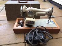 2x vintage sewing machines in good working order