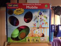 Tiny Love Symphony-in-Motion Mobile for your baby's crib