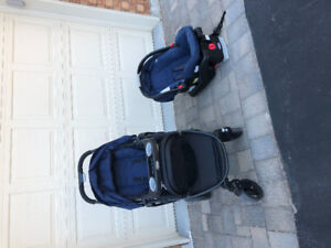 Graco ClickConnect SnugRide Travel System
