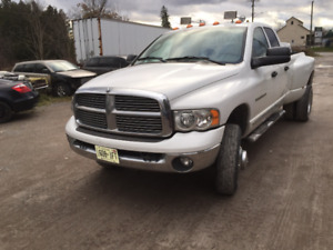 2005 Dodge 3500 Diesel 4x4 Dually