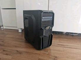 PC Case with 500W Power Supply and Dvd