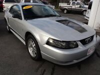 2002 Ford Mustang Base 2dr Coupe
