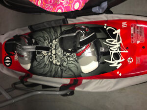 Hyperlite wakeboard and case!