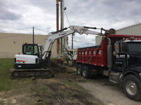 C G DIGS HAULING & DIGGING - driveways , culverts , trenching