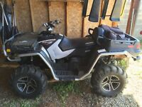 2007 Polaris sportsman X2