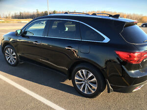 2014 Acura MDX Tech Pkg SUV, Crossover - Great Condition!