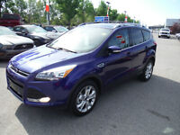 2015 Ford Escape Titanium SUV, 2.0L with Tow Package