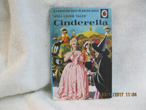 VINTAGE CINDERELLA    LADYBIRD BOOK WELL LOVED   TALES