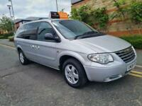 Chrysler Grand Voyager 2.8CRD auto Executive XS 7 seater 90010 miles