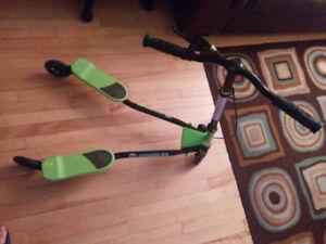 Fliker F1 scooter Half-Price