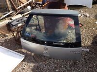 Vauxhall Opel corsa c tailgate boot lid