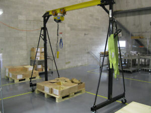Powert Electric Hoist Lift Crane
