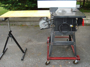 10in. TABLE SAW Rockwell/Beaver with: