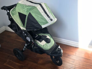 Baby Jogger City Elite stroller (save $400+ over new)