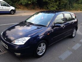 Ford Focus - 1.8 - Only 58.000 miles!