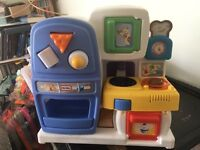 Little Tikes DiscoverSounds Kitchen Playset.
